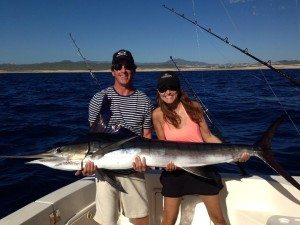Cabo Fishing Swordfish
