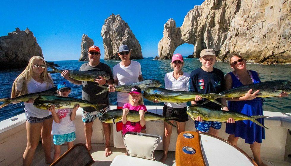 Cabo fishing charter for Brooke thomas fishing