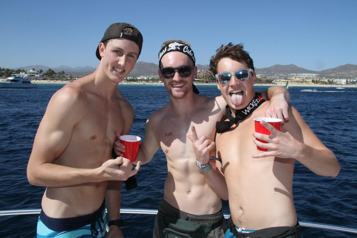 Cabo Party Boat