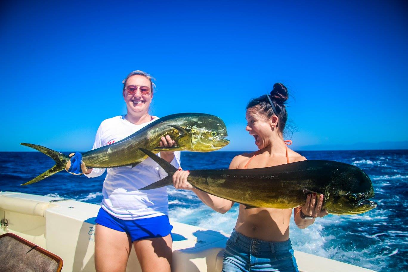 Ladies who fish cabo fishing cabo san lucas for Cabo san lucas fishing report