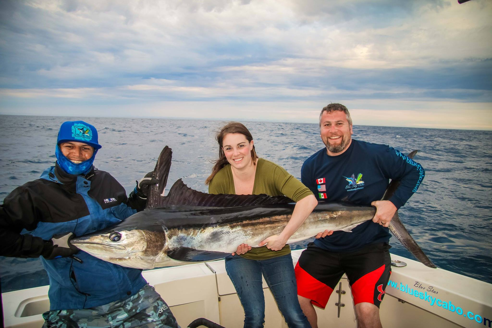 feb 19th girl power cabo fishing in cabo